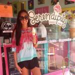 Serendipity Yogurt Cafe in Surfside
