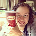 Tim Horton's in Okotoks