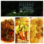 Illianos Italian Restaurant Over Ocean in Ocean