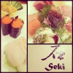 Sushi Seki in New York