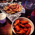 Bufalo Wings Rings in Round Rock