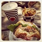 South St. Burger Co. in Etobicoke