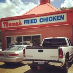 Mama's Fried Chicken in Opelousas