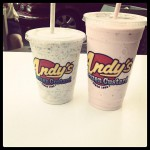Andy's Frozen Custard in Evanston