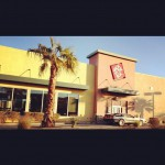 Jack in the Box in Palm Springs