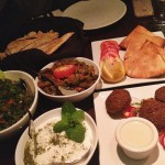 Naya Mezze and Grill in New York