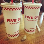 Five Guys Burgers and Fries in Foxborough, MA