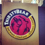Thirsty Bear Brewing Company in San Francisco