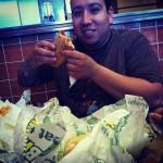 Subway Sandwiches in Tucson