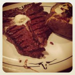 Saltgrass Steak House in Houston