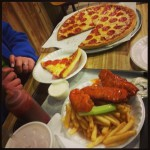 Odyssey Pizza in Las Vegas