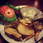 Burger Heaven Restaurant in New Westminster