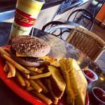 TOPZ Restaurant in Canoga Park