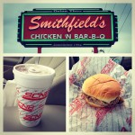 Smithfield's Chicken N Bar-B-Q in Laurinburg, NC