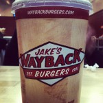 Jake's Wayback Burgers in Easton