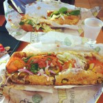 Subway Sandwiches in Garden Grove