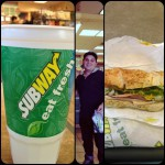 Subway Sandwiches in China Grove