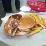 Burger Inn in el Paso, TX