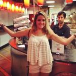 Z Burger in Washington