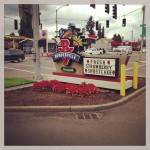 Burgerville in Monmouth, OR