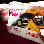 Dunkin Donuts in New York