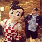 Big Boy Restaurants in Midland