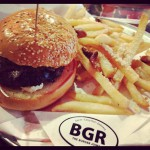BGR The Burger Joint in Arlington