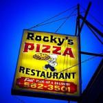 Rocky's Pizza & Restaurant in Westchester