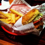 Red Robin Gourmet Burgers in Lincolnshire