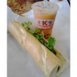 K Sandwiches in San Diego