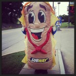 Subway Sandwiches in Oakland City