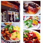 Roundel Cafe in Vancouver