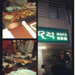 Mapo Korean BBQ in Gardena