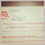 Shoney's Restaurant in Hillsville
