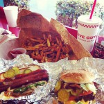 Five Guys Burgers and Fries in Fort Lauderdale