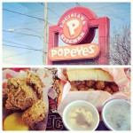 Popeye's Chicken in Kenner