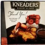 Kneaders Bakery in Orem, UT