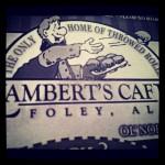Lambert's Cafe III in Foley, AL