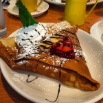 Break'n Eggs Creperie in Buffalo