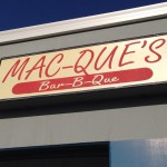 Macque's Barbeque in Sacramento, CA