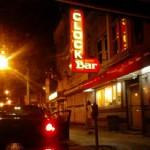 Clock Bar in Philadelphia, PA