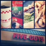 Five Guys Burgers & Fries in Virginia Beach