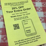 Mama Rosa Pizzeria in Rutherford, NJ
