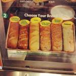 Subway Sandwiches in Avondale