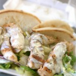 Chicago Style Gyros at Harding Place in Nashville