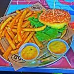 BGR The Burger Joint in Atlanta