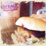 Jake's Way Back Burger in Torrington