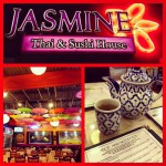 Jasmine Thai and Sushi House in Albuquerque, NM