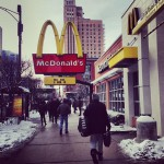 McDonald's in Chicago
