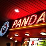 Panda Express in La Jolla, CA